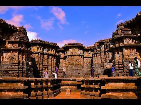 Hoysaleshwara Temple, Halebeedu | Karnataka Travel Guide