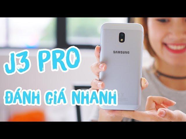 Galaxy J3 Pro có  ngon  như J7 Pro không ?
