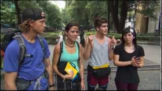The Amazing Race-Sorting It Out