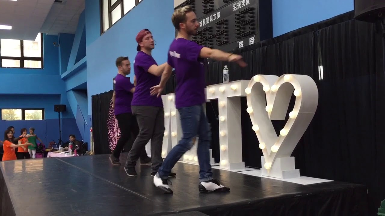 We'll Stay Young Line Dance by Shane McKeever, Guillaume Richard & Gary O'Reilly
