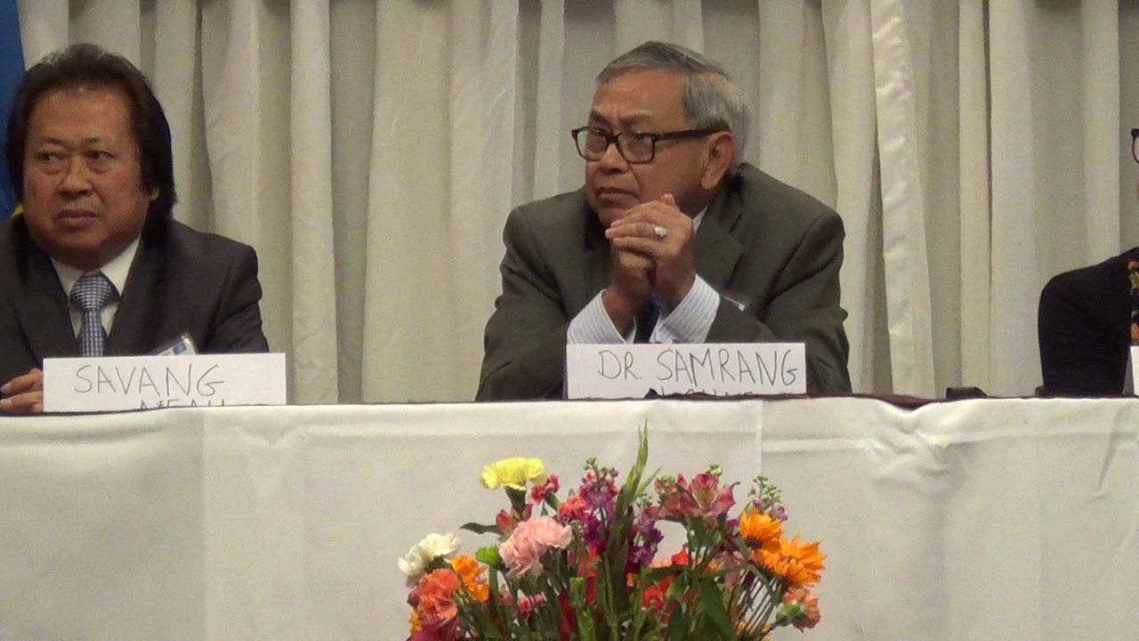 Panel 2: Role and responsibility of Civil Society or Non-Governmental  Organizations - Part 4 of 4