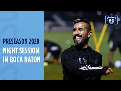 Night Session in Boca Raton   PRESEASON 2020