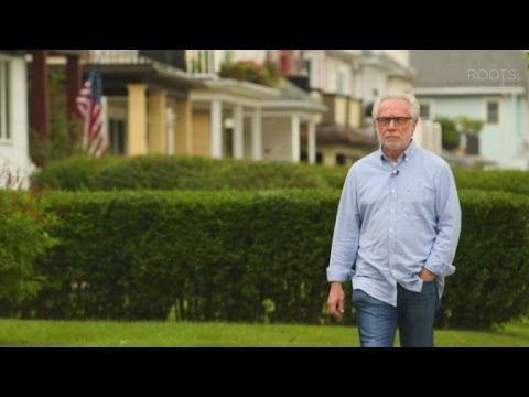 Wolf Blitzer's emotional roots journey