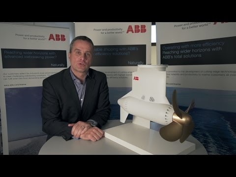 ABB expands Azipod line to boost flexibility and reliability