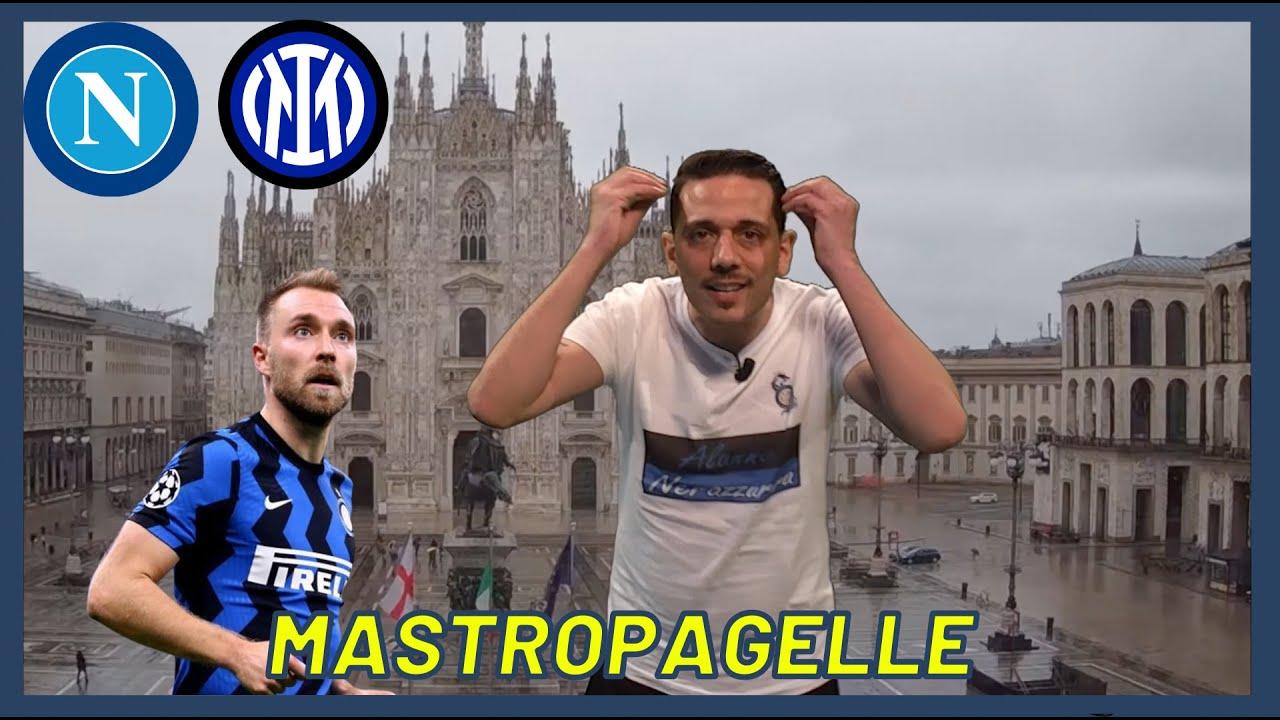 MASTROPAGELLE DI NAPOLI-INTER | MAMMA MIA CHE PIANISTA!