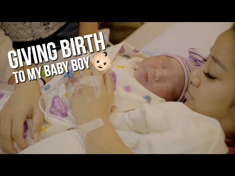 GIVING BIRTH TO MY BABY BOY | Naomi Neo