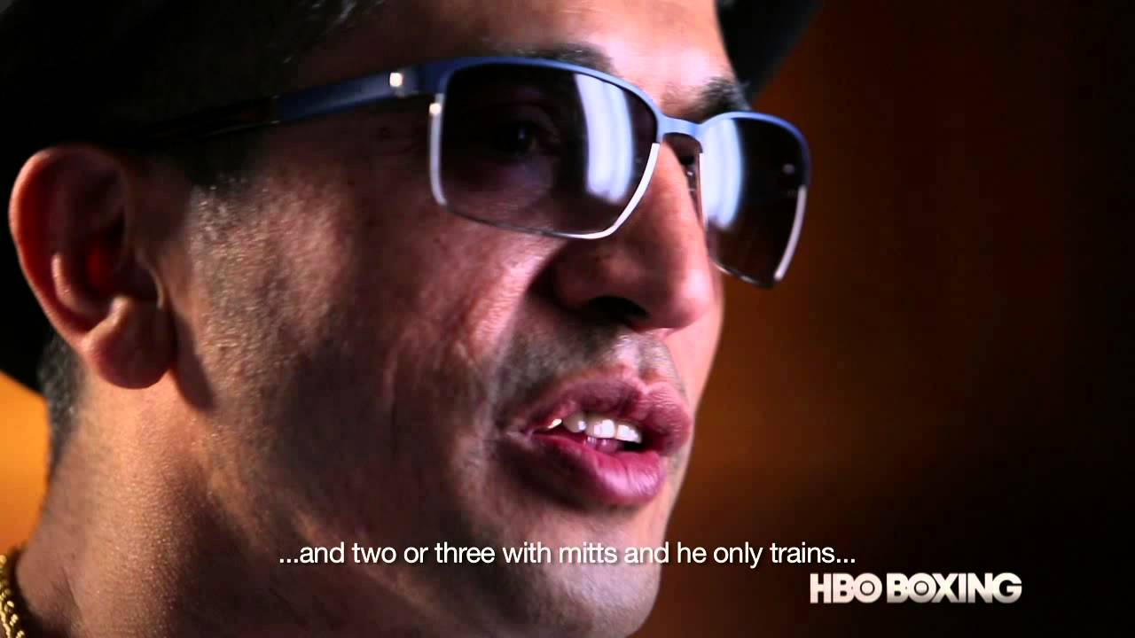 2 Days: Sergio Martinez  (HBO Boxing) #1