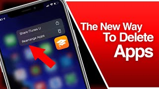 How To Delete Apps On iPhone, iPad & iPod Touch - iOS 13 or Later