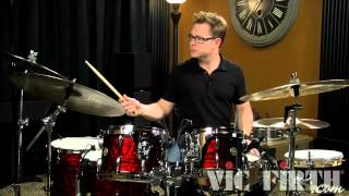 Beginner Drumset Lessons: Intro #1 - A Tour of the Kit