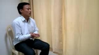 Infection control skit by ajit tiwari