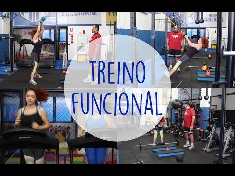 Treino funcional - Conhecendo a academia, exercícios e como começar