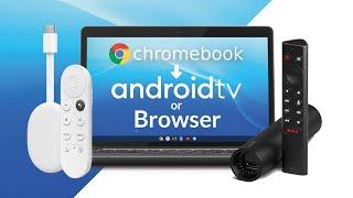 Tutorial for Chromecast
