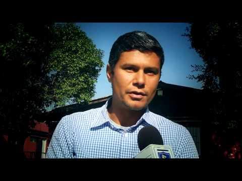Emerson Pereira visitó el Monumental