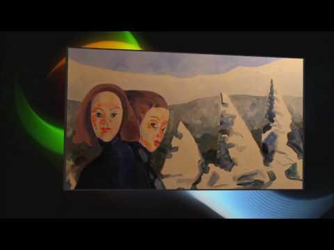 Dennis McCarthy's Paintings.divx