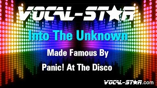 Panic! At The Disco - Into The Unknown Karaoke Frozen 2 (Karaoke Version) With Lyrics HD Vocal-Star