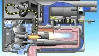 видео Предпусковой автономный подогреватель двигателя Гидроник
