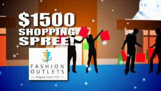 Fashion Outlet - All I Want For Christmas Contest