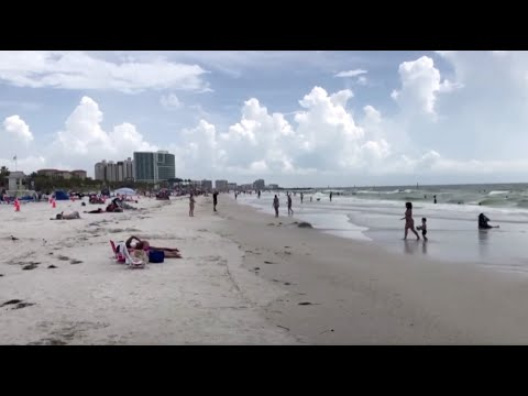 Florida set to be the new epicenter of coronavirus in the U.S.