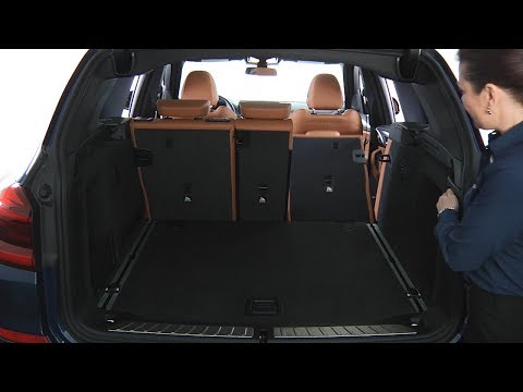 X3 Remote Rear Backseat Release | BMW Genius How-To