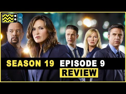 Law and Order SVU Season 19 Episode 9 Review & After Show