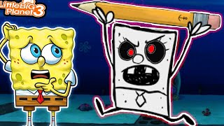 SpongeBob DoodleBob Returns! | LittleBigPlanet 3