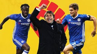 How Conte Revitalised Chelsea | Copa90 & Top Eleven Animation