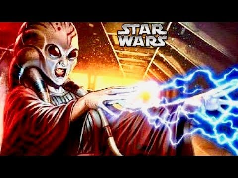Why The Jedi Were WRONG To Forbid The Use Of Force Lightning! (Legends)