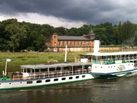 Dresden Boat
