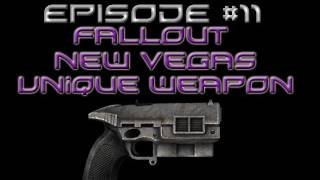 Fallout New Vegas Gun Runners Arsenal - Unique Weapon Lil