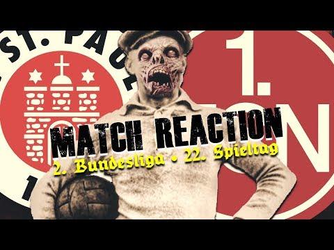 22. Spieltag • FC St.Pauli : 1.FC Nürnberg - Match Reaction