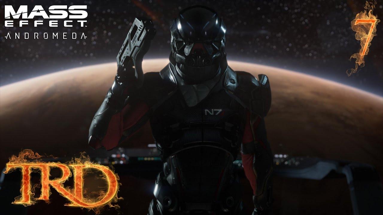 """X5 Ghost Mass Effect Andromeda: Mass Effect Andromeda #07 """"Tempête En Vue"""" [Fr]"""