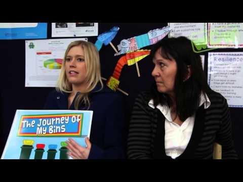 Wipe Out Waste SA - WOW case study interviews with Highbury Teachers  - 6 min