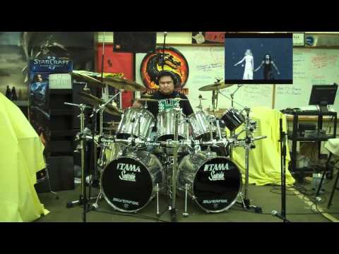 Forsaken by Dream Theater Drum Cover by Myron Carlos