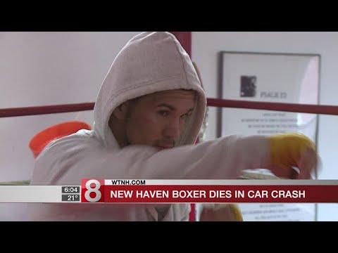 New Haven boxer Luis Rosa Jr. passes away in crash involving wrong way driver