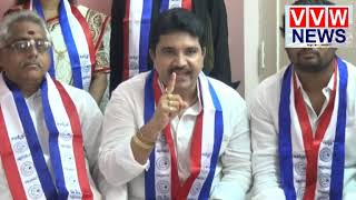 AP BC Welfare Society Press Meet About 2019 Elections