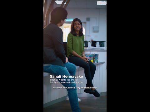 Home of Hospitality | Sanalis Malaysian Family