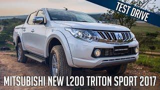 Mitsubishi New L200 Triton Sport 2017 - Off-Road