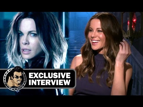 Kate Beckinsale talks UNDERWORLD: BLOOD WARS (JoBlo.com Exclusive Interview)