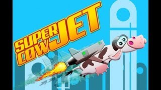 Super Cow Jet - HTML Games