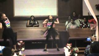 "City Covenant Church Praise Team Dancing to ""Go Get It"" by Mary Mary"