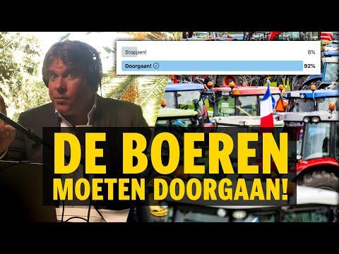 DE BOEREN MOETEN DOORGAAN! - DE JENSEN SHOW #34