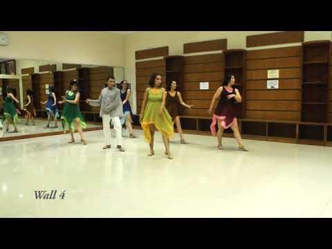 Crave This Love - Line Dance - Jose Miguel Belloque Vane - Indieliners