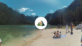 TOBLACHER SEE ~ Lago di Dobbiaco