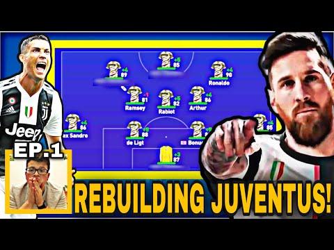 Quanti TROFEI può VINCERE la JUVENTUS in CINQUE ANNI solo SIMULANDO su FIFA21? Ep.1