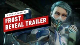 Mortal Kombat 11 - Frost Reveal Trailer
