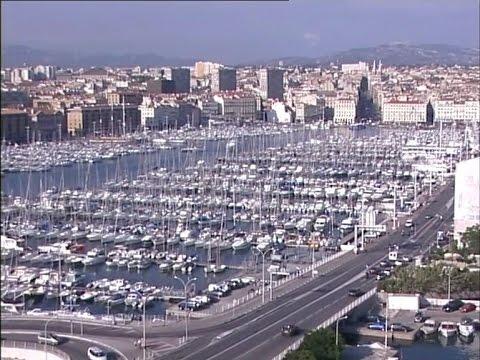 Plongée au coeur de Marseille - Reportage