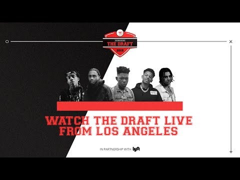 Columbia Records Presents THE DRAFT 2019