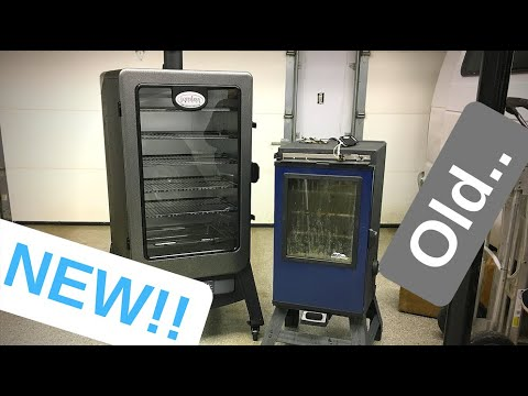 BEST Smoker for only $449! Louisiana Grills Vertical Pellet Smoker - Unbox,  review/first impressions