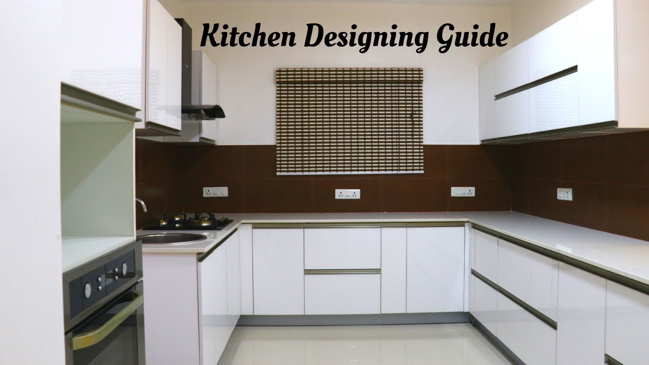 how to make your dream kitchen | kitchen designing guide