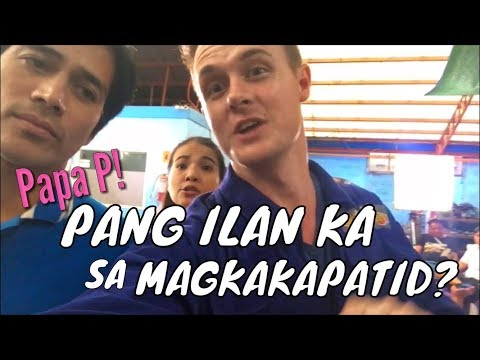 HOW TO SAY PANG ILAN KA SA MAGKAKAPATID IN ENGLISH